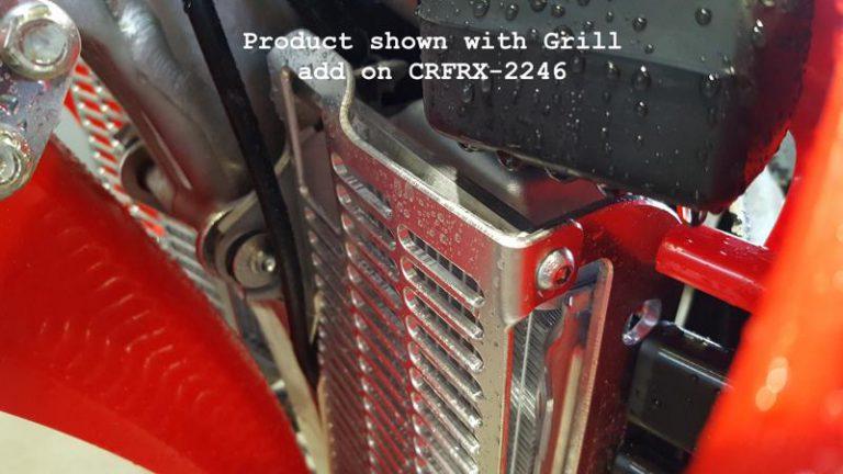 2245 Emperor Radiator Frame