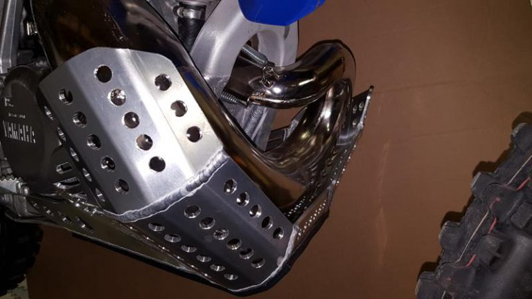2250 Emperor-Gnarly-Pipe-Guard-Skid-Plate