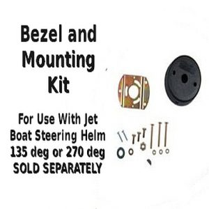 bezel and mounting kit