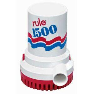RUL1500 GPH bilge pump