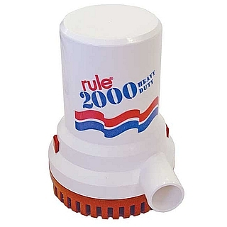 RUL2000 GPH submersible