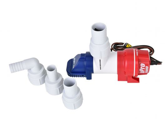 low profile bilge pump
